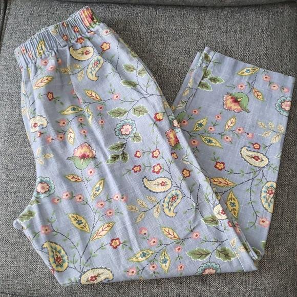Manor House Vintage Floral jeans